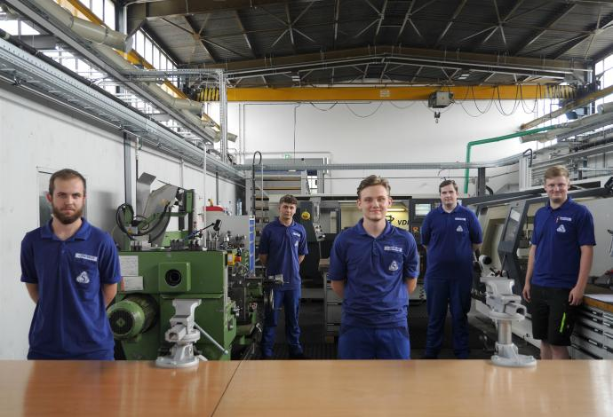 New Trainee Centre at our Penzberg plant